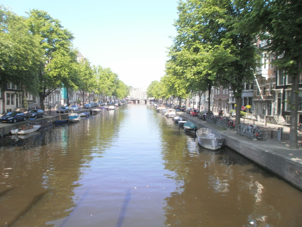Amsterdam: City Of Canals And Cannabis