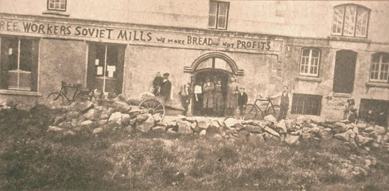 Bruree Workers Soviet Mills - We Make Bread Not Profits