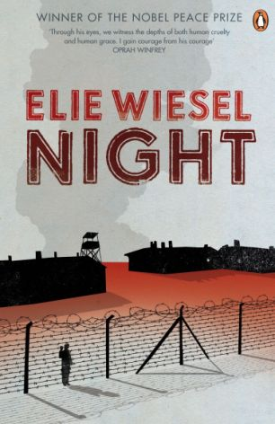 elie wiesels novel night a young jewish boys experience during the holocaust Wiesel refused to write about or discuss his experiences during the holocaust about a group of auschwitz prisoners who place god on trial for breaching his contract with the jewish people the boys of buchenwald is the third book in a trilogy by elie wiesel night.