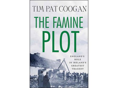 The Famine Plot has reignited the claim that the Famine was an act of genocide by the British