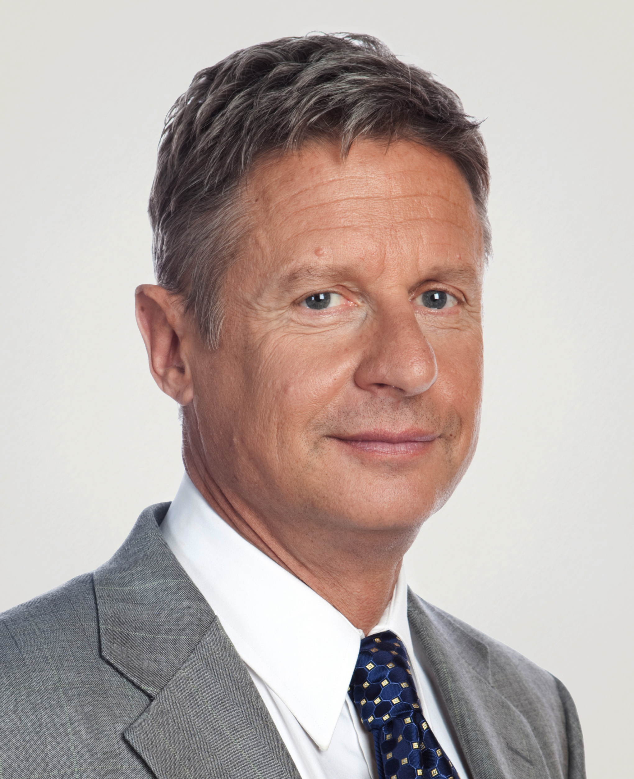 Could Gary Johnson Be Relevant in 2016? – Whistling In The Wind