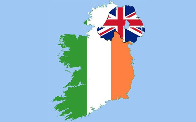 Blank Map Of Ireland 32 Counties.A United Ireland Must Not Replace British Imperialism With Irish